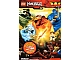 Book No: 4644831de  Name: Ninjago - Masters of Spinjitzu (4644831/11_DE)