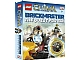 Book No: 5002773  Name: LEGO Brickmaster Legends of Chima - The Quest for CHI (Hardcover)