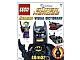 Book No: 5002889  Name: DC Universe Super Heroes Batman Visual Dictionary (9781409386018)