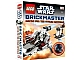Book No: 5004103  Name: LEGO Brickmaster Star Wars (Hardcover) - Battle for the Stolen Crystals