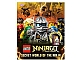 Book No: 5004856  Name: Lego Ninjago Secret World of the Ninja (Hardcover)