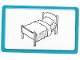Book No: 5004933b01  Name: Set 5004933 Activity Card 1 - Bed and Cargo Ship