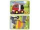 Book No: 6150516  Name: Set 10816 - Idea Card 1 - (6150516 / 6150519)