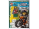 Book No: 8710823000713  Name: City - De Race om het Gouden Ei - Activity Book (Dutch Edition)
