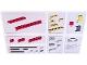 Book No: 9614bc  Name: Set 9614 Activity Booklet - Parts Tray Organizer Card