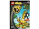 Book No: 9780141357201  Name: LEGO Mixels vs Nixels! - Activity Book