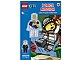 Book No: 9780241198070  Name: Lego City Police Mission - Activity Book