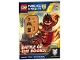 Book No: 9780241272558  Name: Nexo Knights - Battle of the Books! - Activity Book