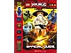 Book No: 9780545348294  Name: Ninjago Masters of Spinjitzu - Official Guide (Hardcover)