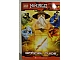 Book No: 9780545382854  Name: Ninjago Masters of Spinjitzu - Official Guide without Minifigure