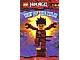 Book No: 9780545401135  Name: Ninjago - Masters of Spinjitzu - Way Of The Ninja