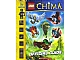 Book No: 9780545537544  Name: Legends of Chima - Official Guide