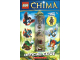 Book No: 9780545540865  Name: Legends of Chima - Official Guide (Softcover)
