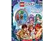 Book No: 9780545872539  Name: Elves - A Magical Adventure - Activity Book