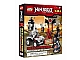 Book No: 9780756682767  Name: Lego Brickmaster Ninjago (Hardcover)