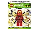 Book No: 9780756690168  Name: Ultimate Sticker Collection - Ninjago Masters of Spinjitzu