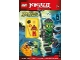 Book No: 9781405278058  Name: Ninjago - The Hour of Ghosts - Activity Book