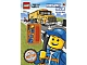 Book No: 9781409308850  Name: Lego City Emergency Rescue - Activity Book