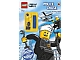 Book No: 9781409308867  Name: Lego City Police Chase - Activity Book