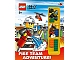 Book No: 9781409309321  Name: Lego City Fire Team Adventure! (Ladybird Edition)
