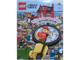Book No: 9781409314004  Name: Lego City Where's the Pizza Boy? - Activity Book