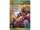 Book No: 9781409314011  Name: Ninjago - Quest for the Silver Fangs Activity Book with over 270 stickers