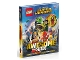 Book No: 9781465460783  Name: DC Comics Super Heroes - The Awesome Guide