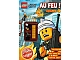 Book No: 9782351006184  Name: Lego City Au feu! - Activity Book