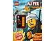 Book No: 9782351006184  Name: City - Au feu! - Activity Book