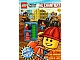 Book No: 9782351006344  Name: Lego City Au chantier! - Activity Book