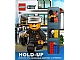Book No: 9782351006429  Name: Lego City Hold-Up - Activity Book