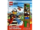 Book No: 9782351006504  Name: Lego City L'aventure des pompiers - Activity Book