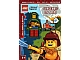 Book No: 9782351006702  Name: Lego City L'incendie en forêt - Activity Book