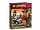 Book No: 9783831019229  Name: Lego Buch & Steine-Set Ninjago Masters of Spinjitzu (Hardcover)
