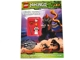 Book No: 9788325311056  Name: Ninjago - Ninja kontra Constrictai - Activity Book