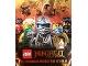 Book No: 9789048826308  Name: Lego Ninjago De Verborgen Wereld Van De Ninja (Hardcover)