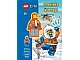 Book No: 9789176170663  Name: Lego City Arktiskt äventyr - Activity Book