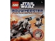 Book No: 9789401410878  Name: LEGO Bouwmeester Star Wars (Hardcover) - Strijd Om De Gestolen Kristallen