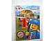 Book No: AB032011DE  Name: City - Panne (Nr. 3) - Activity Book
