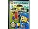 Book No: AB082010NL  Name: Lego City De Wegenwacht - Activity Book