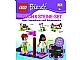 Book No: DKFriendsDE  Name: LEGO Buch & Steine-Set Friends (Hardcover)