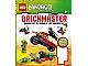Book No: DKNinjago2ES  Name: LEGO Brickmaster Ninjago (Hardcover) - Enfréntate al Poder de las Serpientes