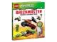 Book No: DKNinjago2PL  Name: LEGO Brickmaster Ninjago (Hardcover) - Pokonaj złowrogie węże - Polish Edition