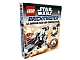 Book No: DKstarwars02FR  Name: LEGO Brickmaster Star Wars (Hardcover) - La bataille pour les cristaux volés