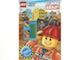 Book No: LMI2-DE  Name: Lego City Es wird gebaut - Activity Book