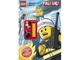 Book No: b10cty02pl  Name: Lego City Pali się - Activity Book (Polish Edition)