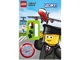 Book No: b11cty02pl  Name: Lego City Lecimy - Activity Book (Polish Edition)