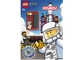 Book No: b11cty06pl  Name: Lego City Kosmos - Activity Book (Polish Edition)