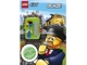 Book No: b11cty07pl  Name: Lego City Odjazd - Activity Book (Polish Edition)