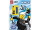 Book No: b11cty08pl  Name: Lego City W akcji - Activity Book (Polish Edition)